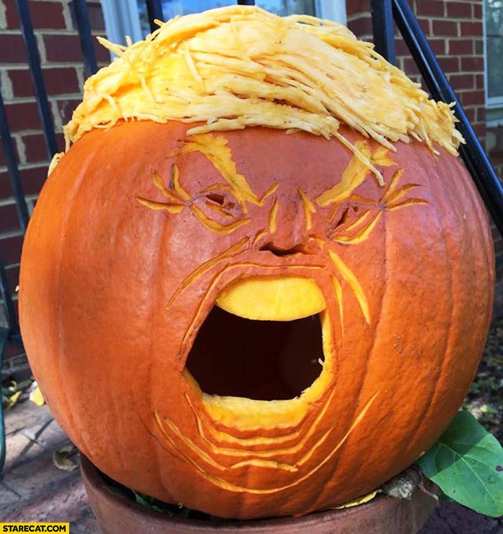 blank pumpkin template