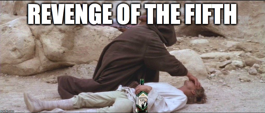 Revenge of the Fifth | REVENGE OF THE FIFTH | image tagged in revenge of the fifth | made w/ Imgflip meme maker