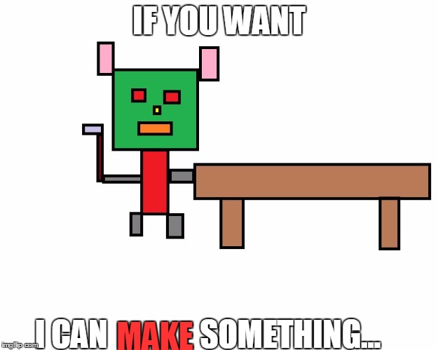 creepy... | IF YOU WANT I CAN               SOMETHING... MAKE | image tagged in bovey jobe,creepy,make,creepy pasta,okay | made w/ Imgflip meme maker