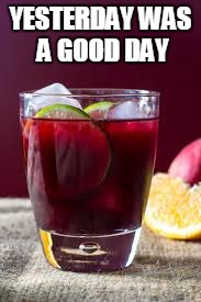 be6870071722a Happy hangover day! - Imgflip