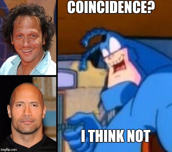 COINCIDENCE? I THINK NOT | made w/ Imgflip meme maker