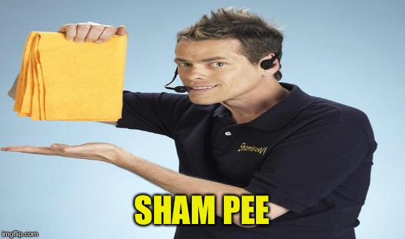 SHAM PEE | made w/ Imgflip meme maker