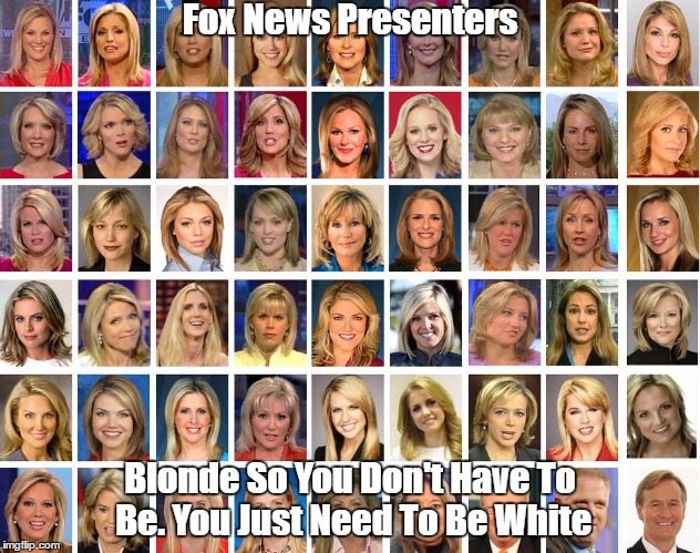 """We're Blonde So You Don't Have To Be"" 