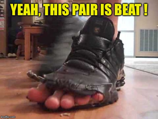 YEAH, THIS PAIR IS BEAT ! | made w/ Imgflip meme maker
