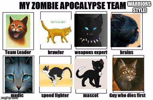 Image Result For Warrior Cat Memes Warriors T Warrior
