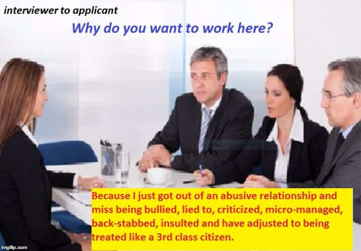 interview 3 | image tagged in job interview | made w/ Imgflip meme maker