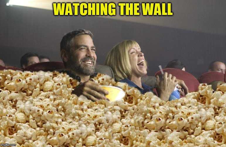 WATCHING THE WALL | made w/ Imgflip meme maker