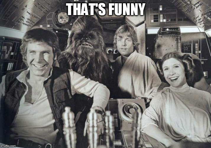 laughing | THAT'S FUNNY | image tagged in laughing | made w/ Imgflip meme maker