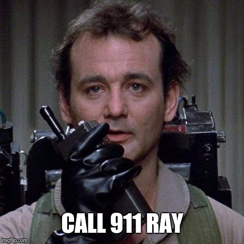 CALL 911 RAY | made w/ Imgflip meme maker