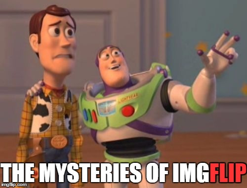 X, X Everywhere Meme | THE MYSTERIES OF IMGFLIP FLIP | image tagged in memes,x,x everywhere,x x everywhere | made w/ Imgflip meme maker