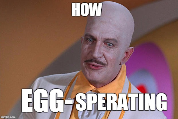 HOW EGG- SPERATING | made w/ Imgflip meme maker