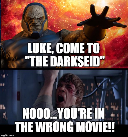 "The Original ""Darkseid""  