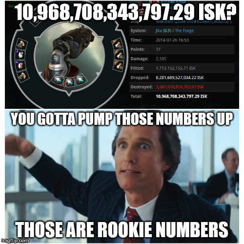 10,968,708,343,797.29 ISK? | made w/ Imgflip meme maker