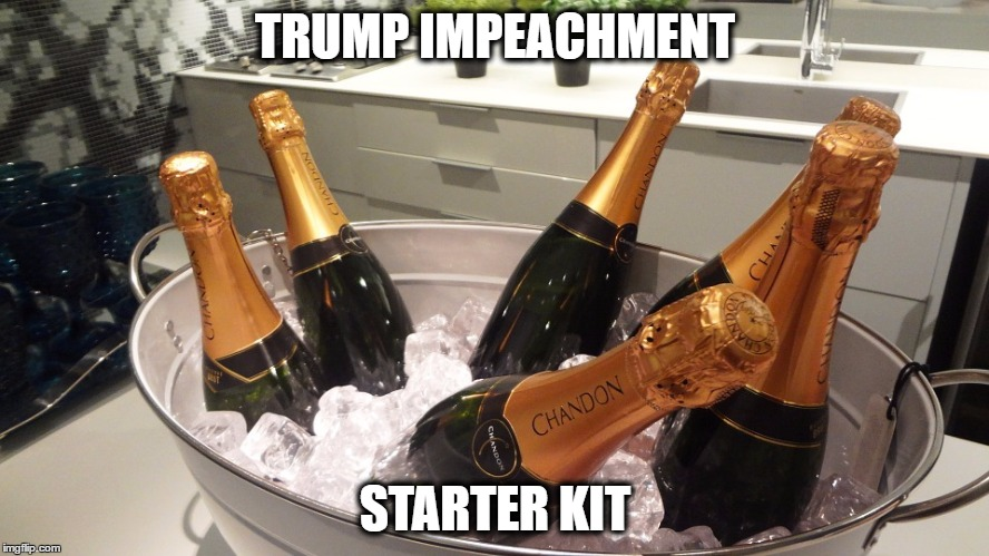Trump Impeachment Starter Kit | TRUMP IMPEACHMENT STARTER KIT | image tagged in donald trump,impeachment,starter pack | made w/ Imgflip meme maker