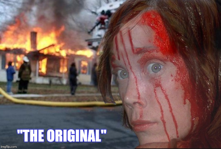"HELL HATH NO FURY | ""THE ORIGINAL"" 