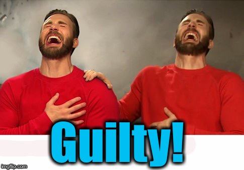 Guilty! | made w/ Imgflip meme maker