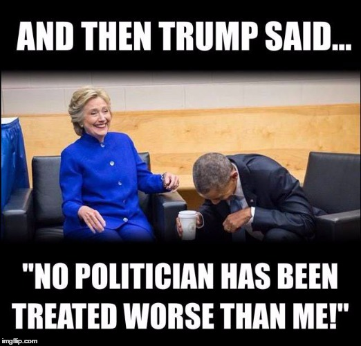 1p89o7 hillary clinton knows why she's loling with obama in those anti