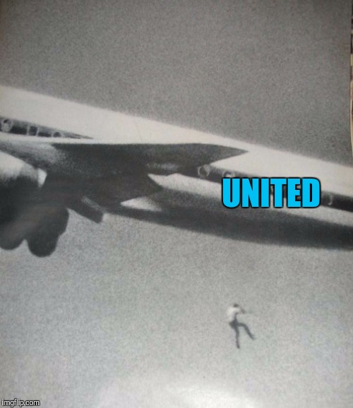 Falling | UNITED | image tagged in falling | made w/ Imgflip meme maker