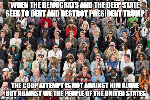 Image tagged in coup against the people,we the people - Imgflip