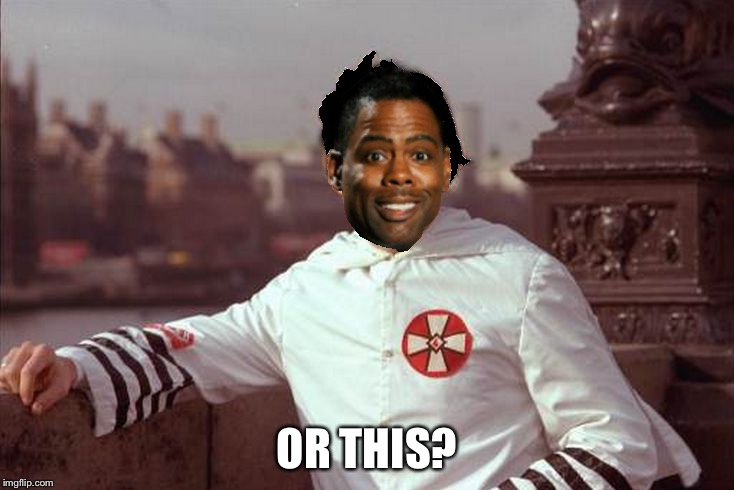 Chris Rock | OR THIS? | image tagged in chris rock | made w/ Imgflip meme maker