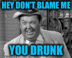 HEY DON'T BLAME ME YOU DRUNK | made w/ Imgflip meme maker