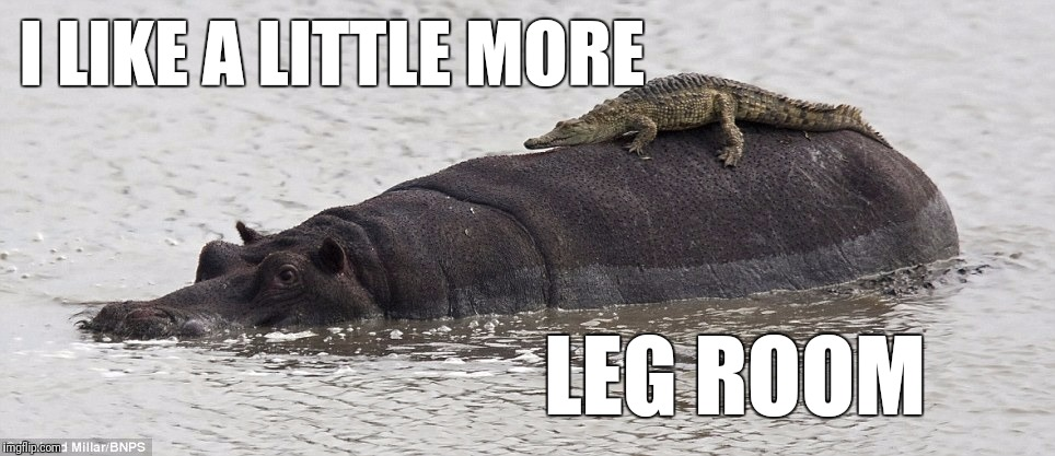 I LIKE A LITTLE MORE LEG ROOM | made w/ Imgflip meme maker