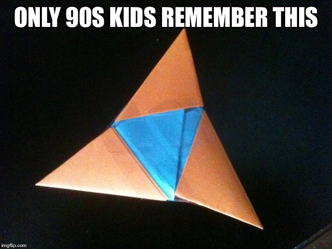 ONLY 90S KIDS REMEMBER THIS | image tagged in 80's fidget spinner | made w/ Imgflip meme maker