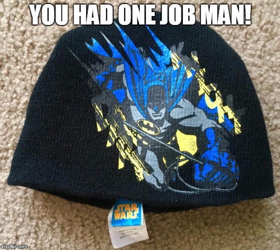 You had one job | YOU HAD ONE JOB MAN! | image tagged in you had one job | made w/ Imgflip meme maker