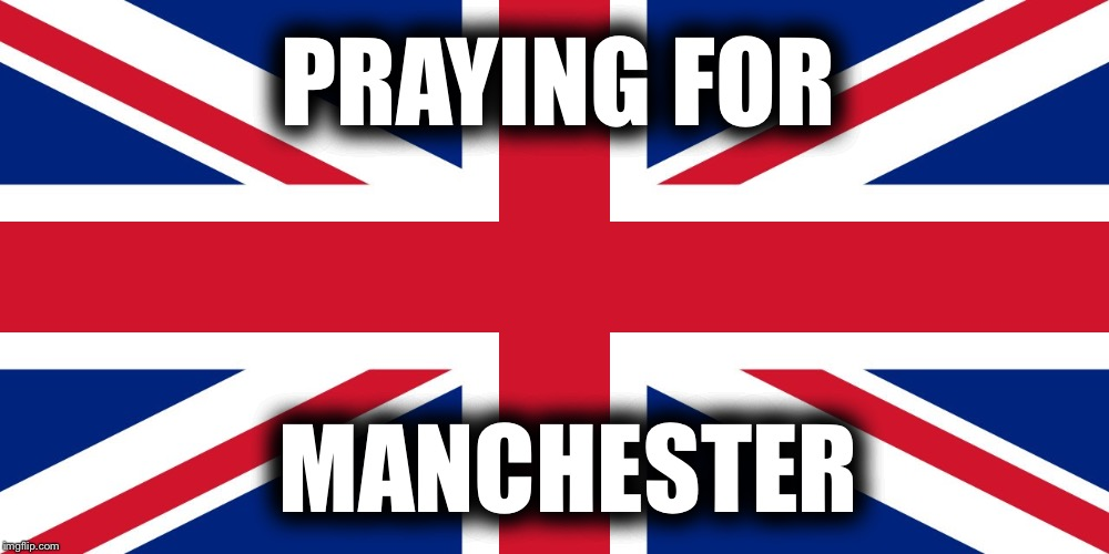 Image result for praying for manchester