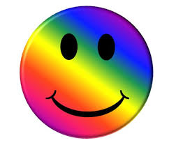 Rainbow Smiley Face Blank Template Imgflip