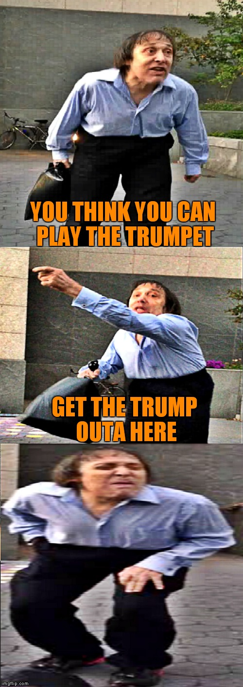 1pnw6u if you haven't seen the youtube video of this anti trumpet,Youtube Video Meme Maker