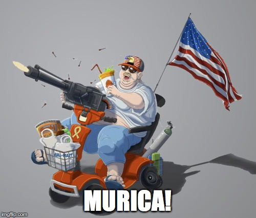 MURICA! | made w/ Imgflip meme maker