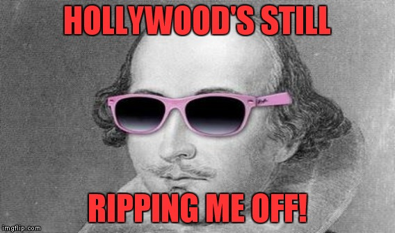 HOLLYWOOD'S STILL RIPPING ME OFF! | made w/ Imgflip meme maker