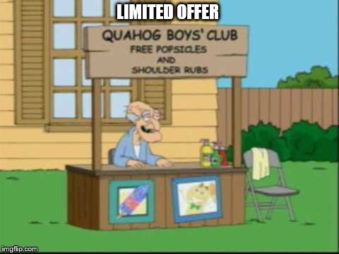 LIMITED OFFER | made w/ Imgflip meme maker