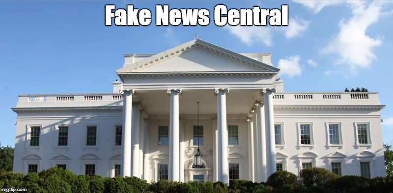 Fake News Central | made w/ Imgflip meme maker
