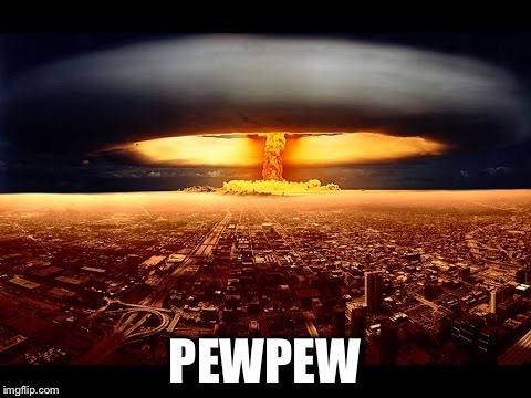 PEWPEW | made w/ Imgflip meme maker