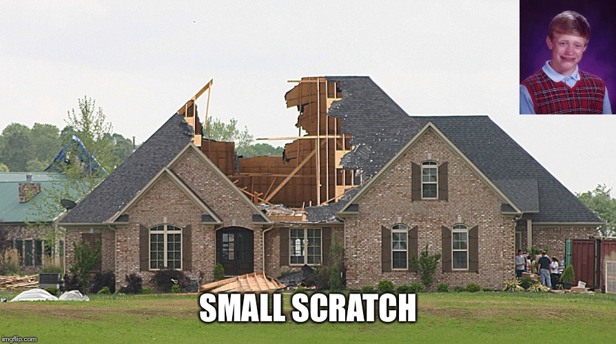 SMALL SCRATCH | made w/ Imgflip meme maker