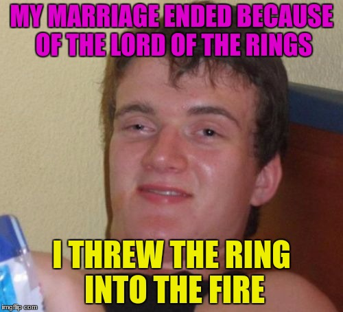 "May the ""one does not simply"" memes flow into the comments 