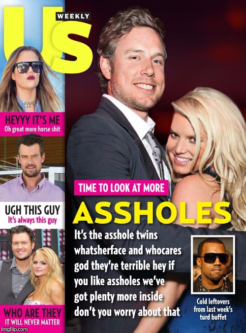 Us Magazine  | . | image tagged in us magazine | made w/ Imgflip meme maker