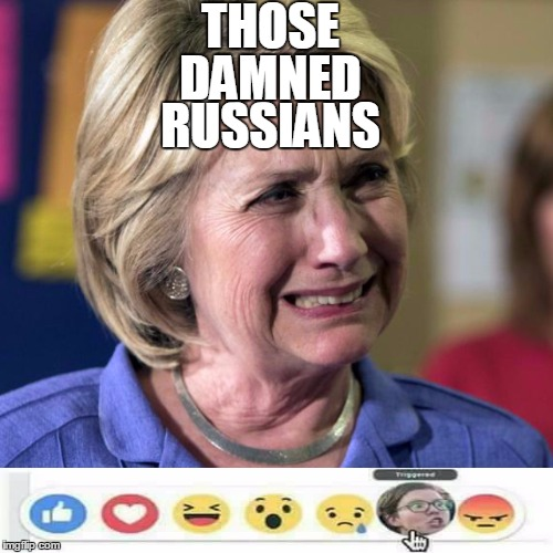 THOSE RUSSIANS DAMNED | made w/ Imgflip meme maker