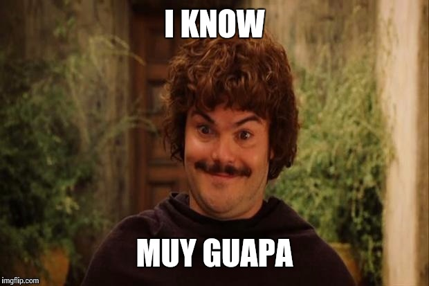 I KNOW MUY GUAPA | made w/ Imgflip meme maker