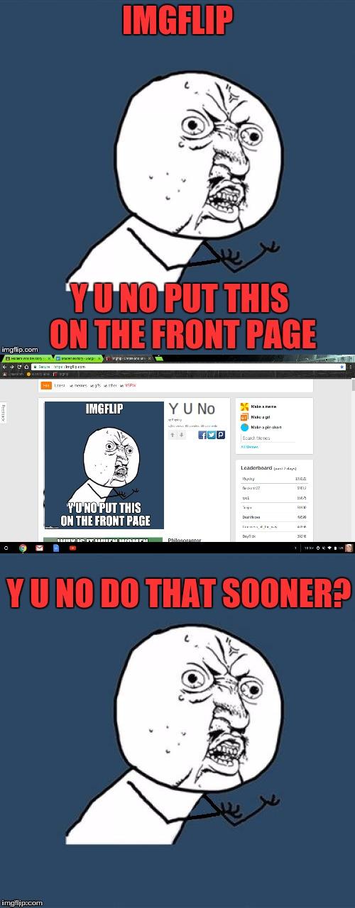 Y U No - Imgflip Y U No Meme Blank