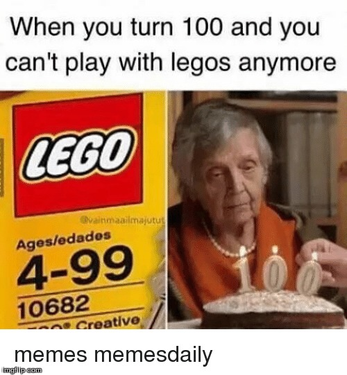 image tagged in legos,100,the struggle is real | made w/ Imgflip meme maker