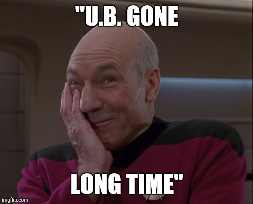 "Memes | ""U.B. GONE LONG TIME"" 