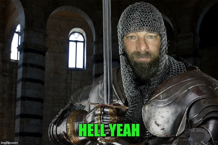 HELL YEAH | made w/ Imgflip meme maker