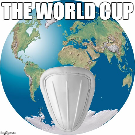 THE WORLD CUP | made w/ Imgflip meme maker