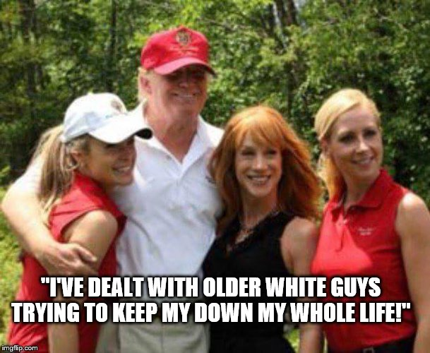 "A Rich White Guy Destroying More Lives.  | ""I'VE DEALT WITH OLDER WHITE GUYS TRYING TO KEEP MY DOWN MY WHOLE LIFE!"" 