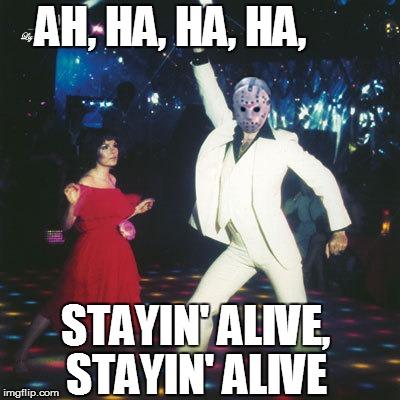 Bee Gees – Stayin' Alive Lyrics   Genius Lyrics