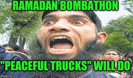"The bodies always seem to stack up during ""holy"" month  