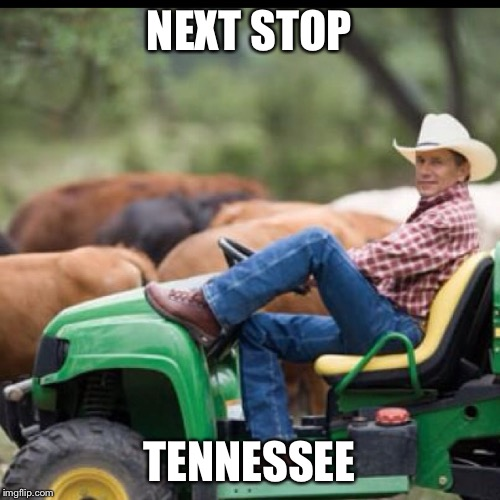 NEXT STOP TENNESSEE | made w/ Imgflip meme maker